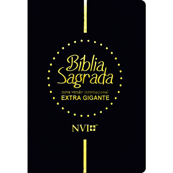 Bíblia Sagrada   NVI   Luxo
