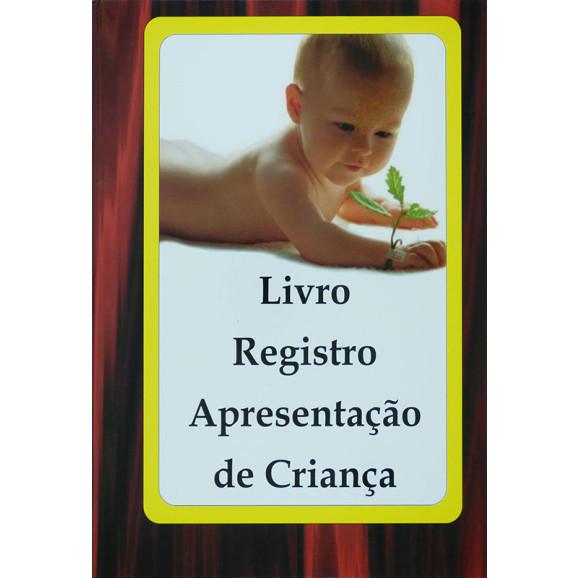 Registro Apresentação de Criança | CPAD