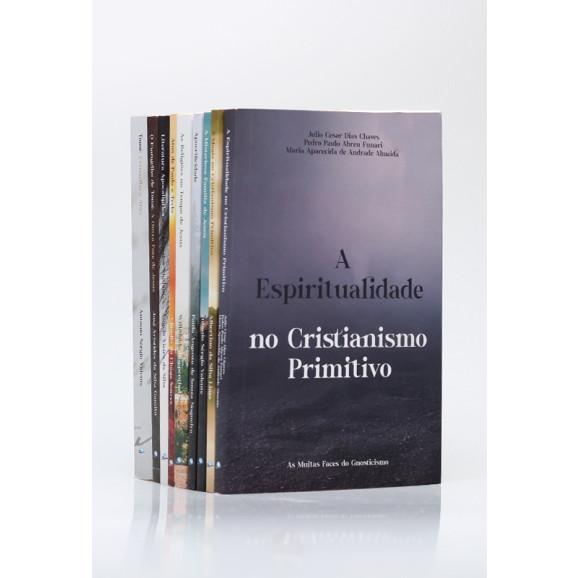 Coleção 9 Livros | Apócrifos Comentados