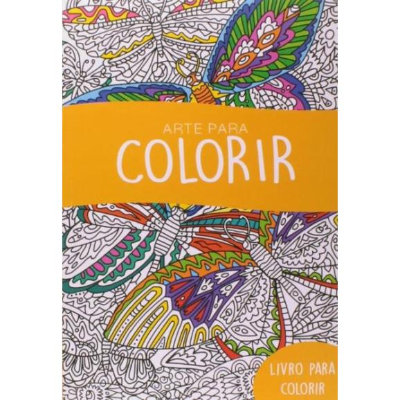 Arte Para Colorir   Livro Para Colorir   Ciranda Cultural