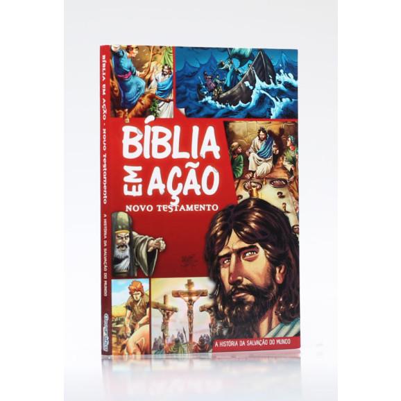 Novo Testamento em Ação | Em Quadrinhos