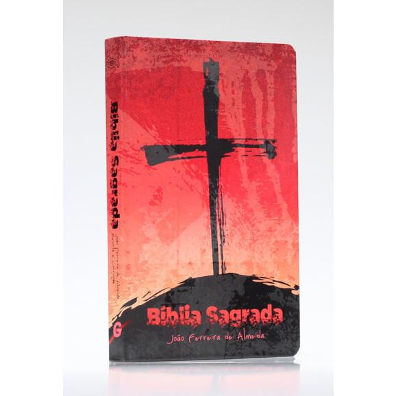 Bíblia Sagrada | RC | Letra Grande | Luxo | Cruz