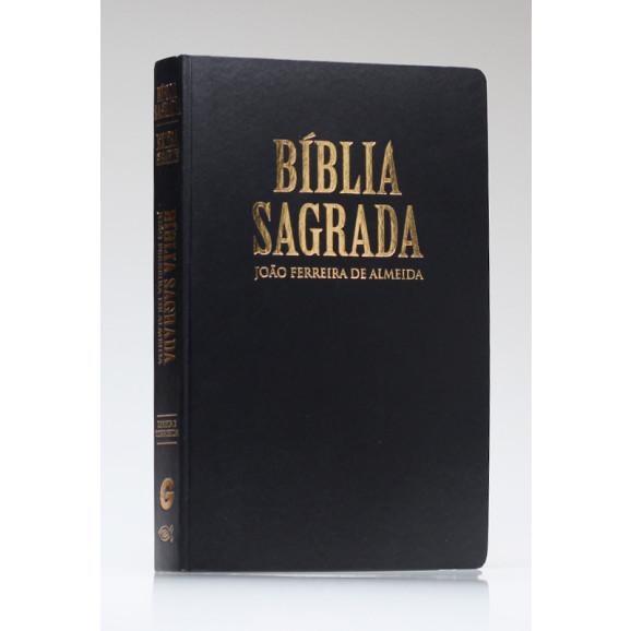 Bíblia Sagrada | RC | Letra Extragigante | Luxo | Preta