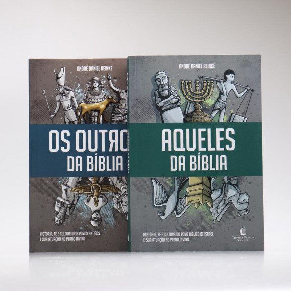 Kit 2 Livros | André Daniel Reinke