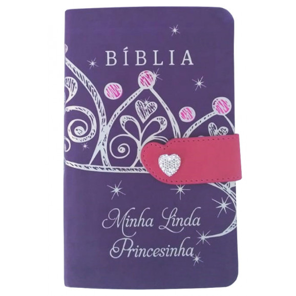 Bíblia Sagrada   Minha Linda Princesinha   NTLH   Sheri Rose