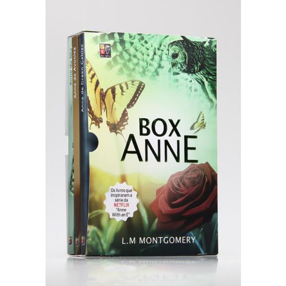 Box 3 Livros | Anne | L. M. Montgomery