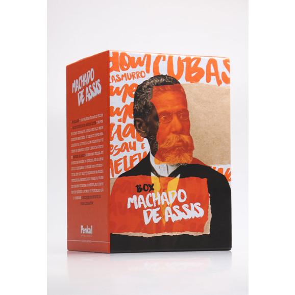 Box 11 Livros | Machado de Assis + Complemento de Leitura