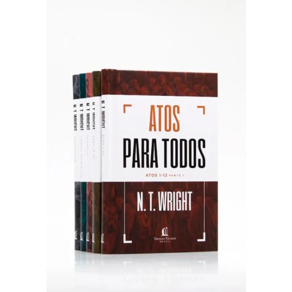 Kit 5 Livros   Revelações Para Todos   Capa Dura   N. T. Wright