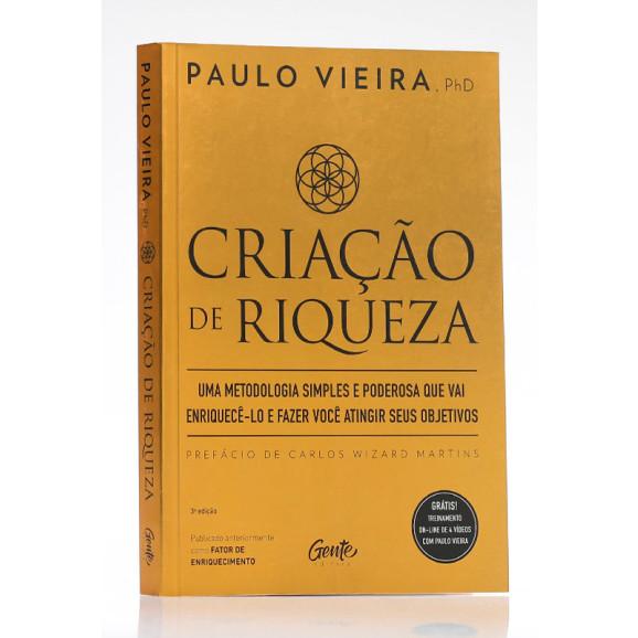 Criação da Riqueza   Paulo Vieira