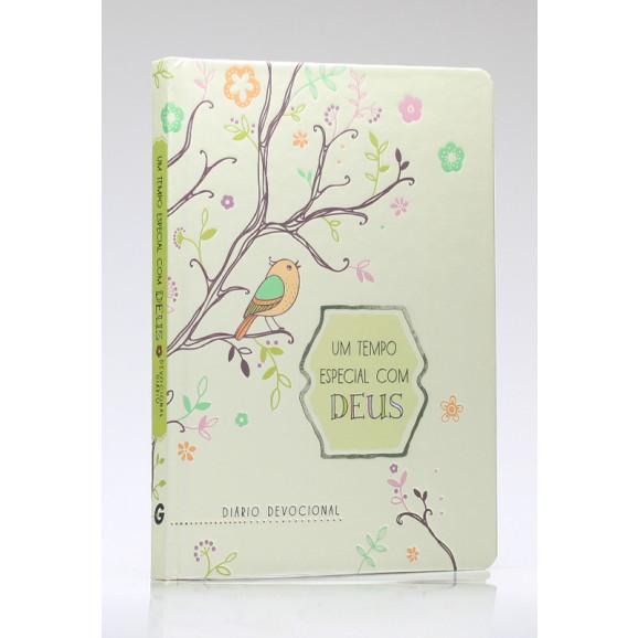 Devocional Diário | Um Tempo Especial com Deus | Editora Geográfica