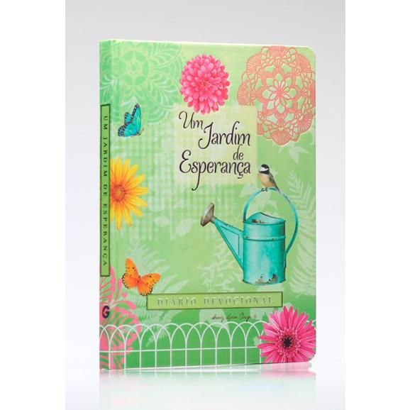 Diário Devocional | Um Jardim de Esperança | Sandy Lynam Clough