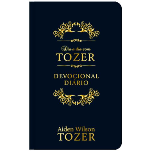 Dia A Dia Com A. W. Tozer | Luxo | Couro Almofadado