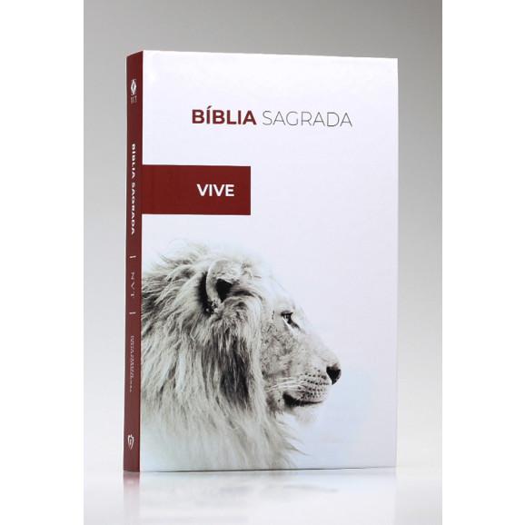 Bíblia Sagrada | NVT | Letra Média | Capa Dura | Rei dos Reis