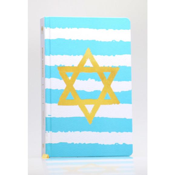 Bíblia Sagrada | NVT | Letra Normal | Capa Dura/Soft Touch | Yeshua