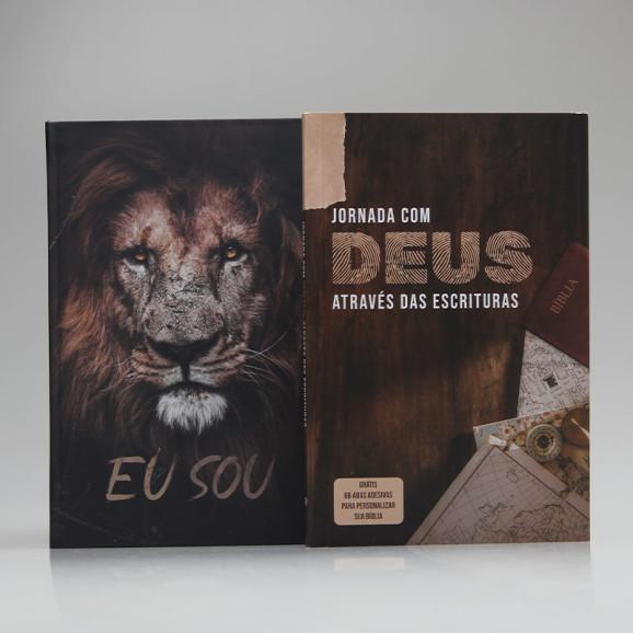Kit Jornada com Deus Através das Escrituras Mapa   Eu Sou