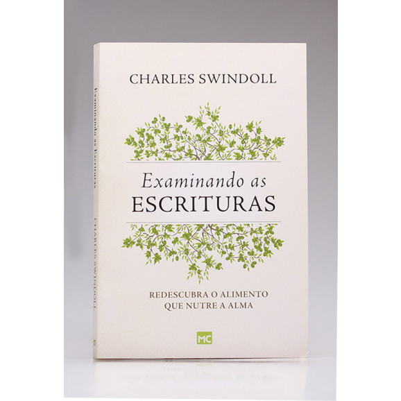 Examinando as Escrituras | Charles Swindoll