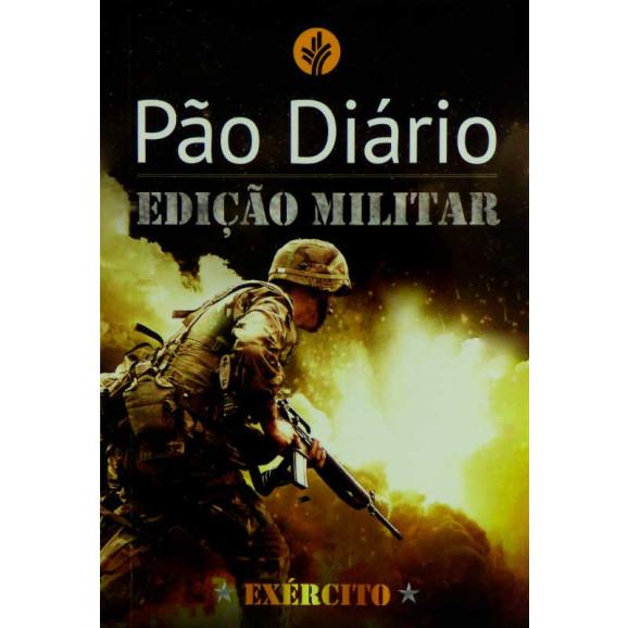 Pão Diário | Edição Militar | Exército | Edição Bolso