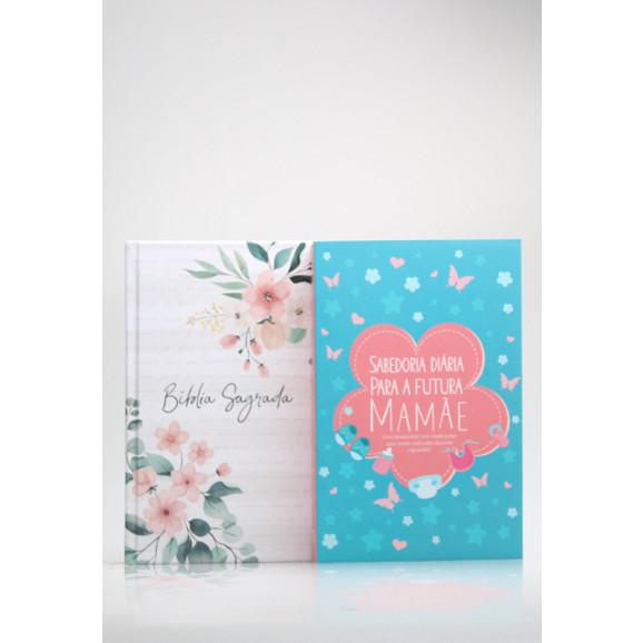 Kit Mamães Cheia da Graça | Floral