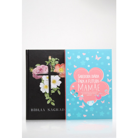 Kit Mamães Cheia da Graça | Flores Cruz
