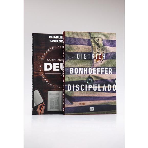 Kit Discipulado + Devocional Spurgeon | Café