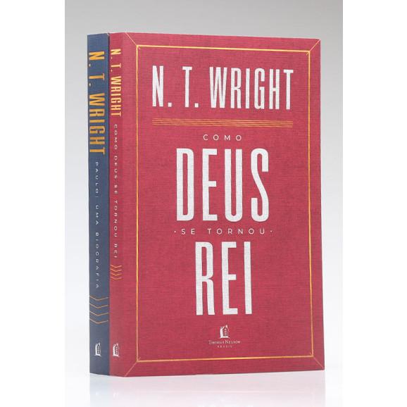 Kit 2 Livros   N. T. Wright