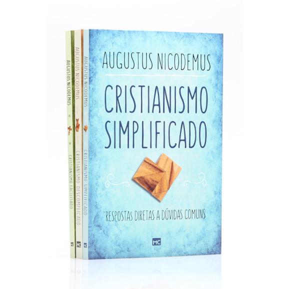 Kit 3 Livros   Augustus Nicodemus