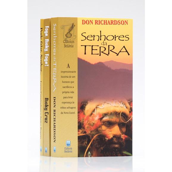 Kit 3 Livros | Clássicos Betânia #1
