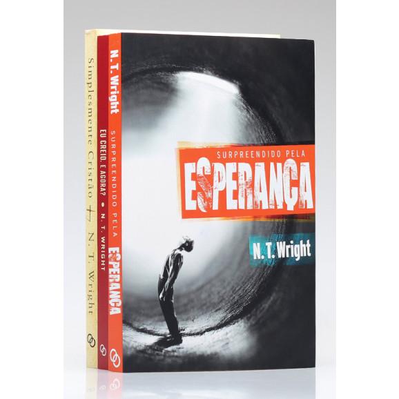 Kit 3 Livros | N. T. Wright