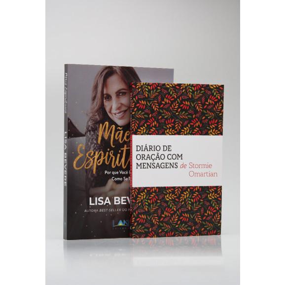 Kit 2 Livros   Mães Que Oram