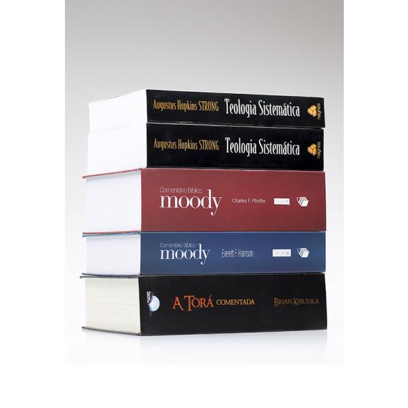 Kit 5 Livros | Pacotão Teológico