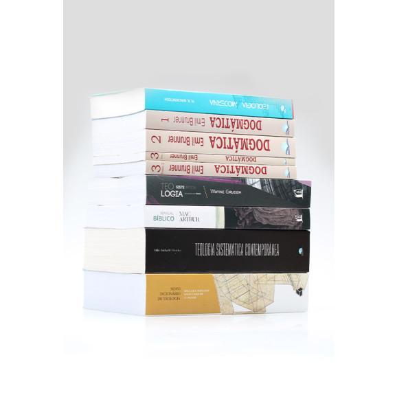 Kit 9 Livros | Pacotão Teológico