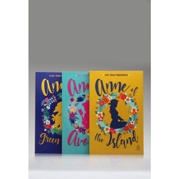 Kit 3 Livros | Anne of Green Gables | English Edition