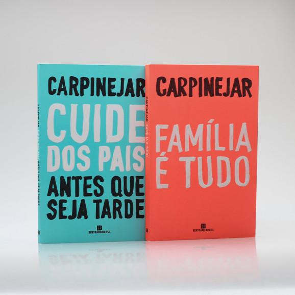 Kit 2 Livros | Antes que Seja Tarde | Carpinejar