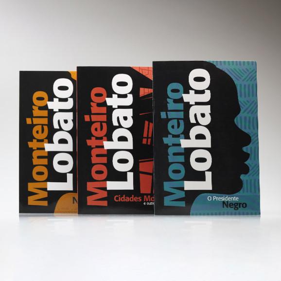 Kit 3 Livros | Monteiro Lobato