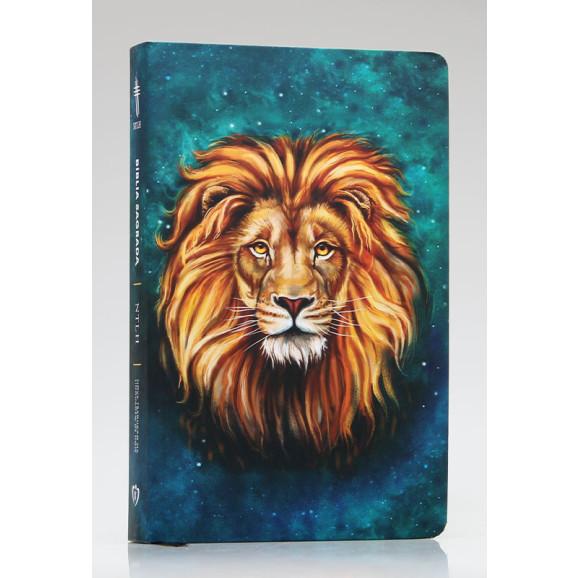 Bíblia Sagrada   NTLH   Letra Grande   Soft Touch   Leão Aslam
