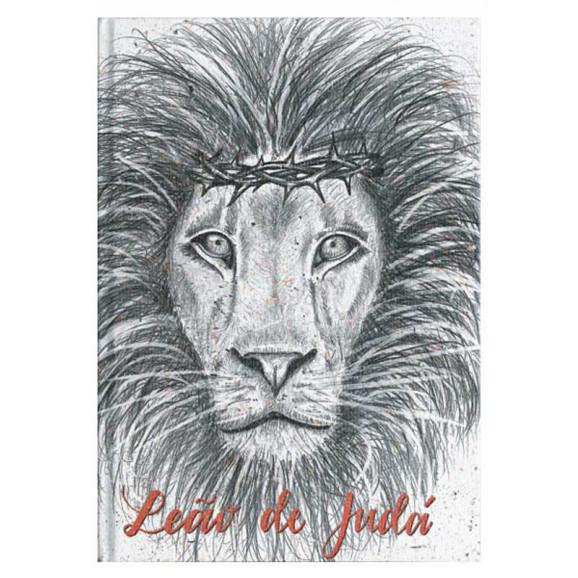Bíblia Sagrada | King James Atualizada | Letra Grande | Capa Dura | Leão de Judá