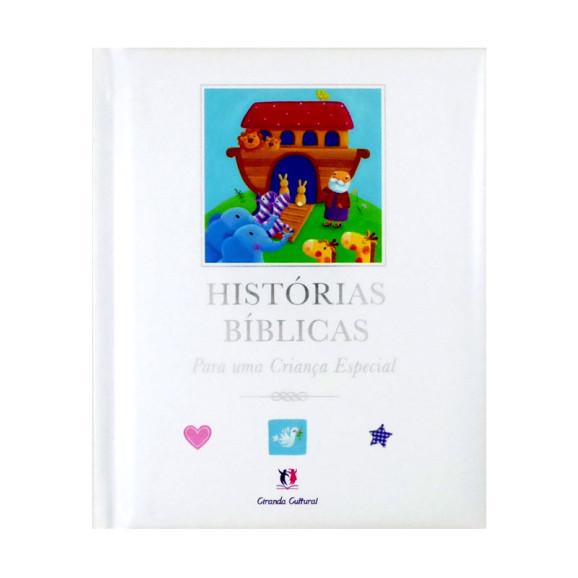 Livro Histórias Bíblicas Para Uma Criança Especial