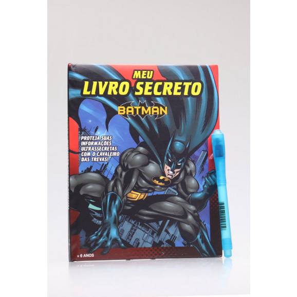 Meu Livro Secreto | Batman
