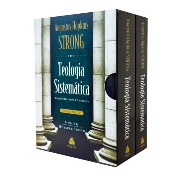 Livro Teologia Sistemática – Augustus Hopkins Strong - Vol. I e II