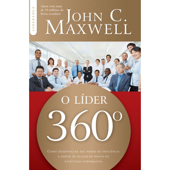 O Líder 360º | Jhon C. Maxwell