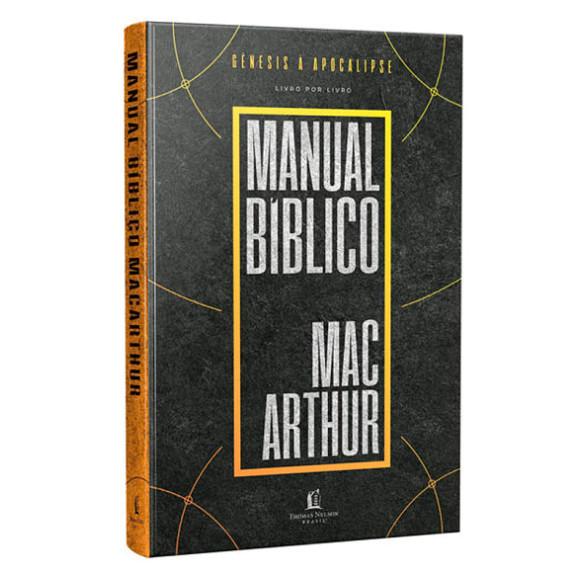 Manual Bíblico MacArthur | Gênesis à Apocalipse