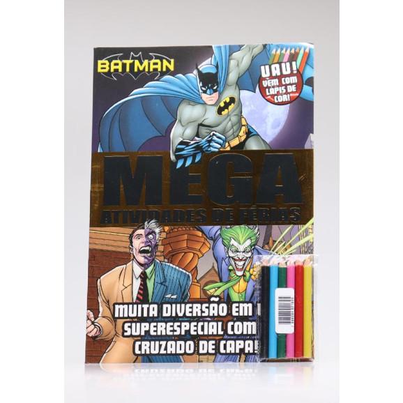 Mega Atividades de Férias | Batman