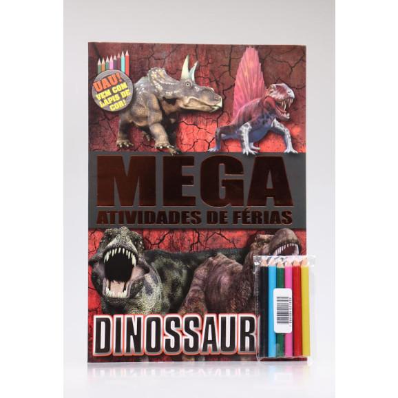 Mega Atividades de Férias   Dinossauros