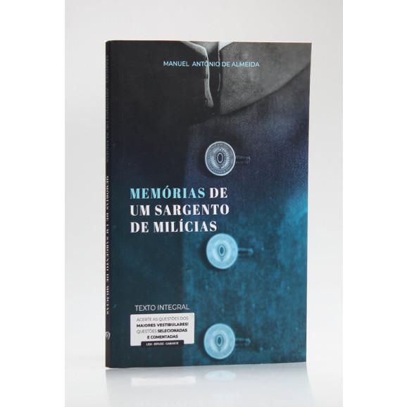 Memórias de Um Sargento de Milícias | Manuel Antônio de Almeida