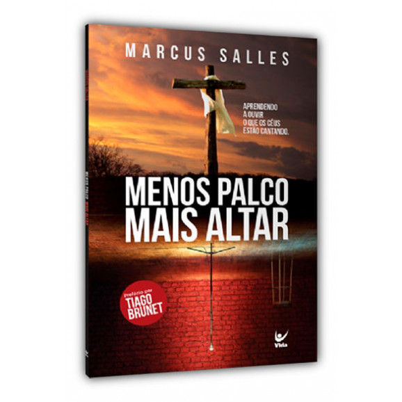 Menos Palco Mais Altar | Marcus Salles