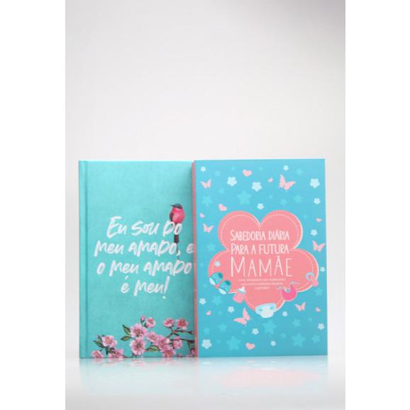 Kit Mamães Cheia da Graça | Meu Amado