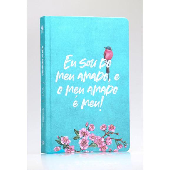 Bíblia Sagrada   NVT   Letra Normal   Capa Dura/Soft Touch   Meu Amado