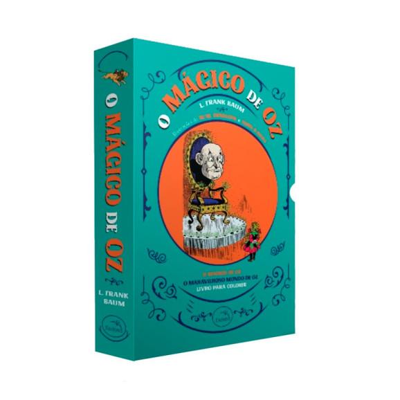 Box 3 Livros   O Mágico de Oz   Vol.1   L. Frank Baum