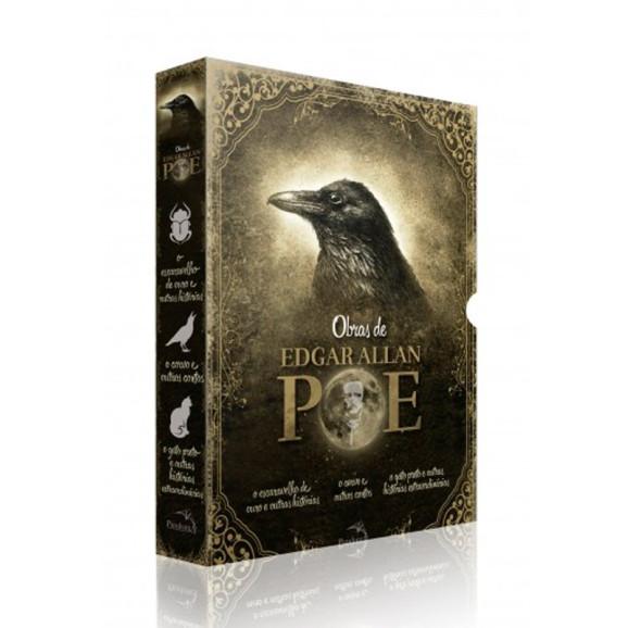 Box 3 Livros | Vol.1 | Obras de Edgar Allan Poe