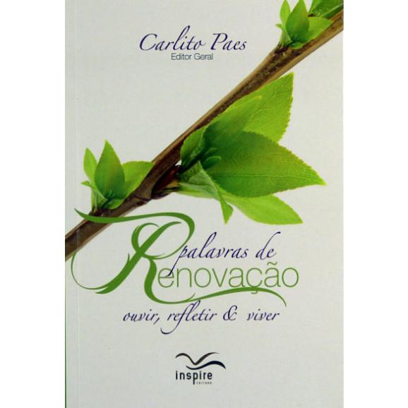 Palavra de Renovação   Carlito Paes